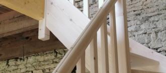 Conception et installation d'un escalier sur-mesure